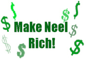 Make Neel Rich Logo